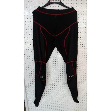 SPIDI A189 011 STR-5 Lady Damskie sportowe rękawice motocyklowe skórzane czarno-białe