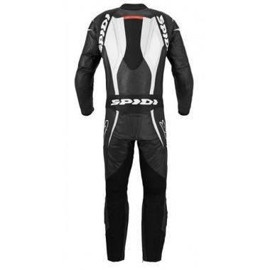 SPIDI U83 486 Modular H2Out Męskie tekstylne spodnie motocyklowe z membraną zielone fluo