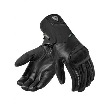 RICHA RIX-2 Damska tekstylna kurtka motocyklowa wodoodporna czarna
