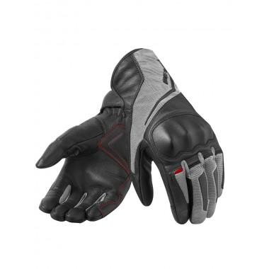 RICHA RIX-2 Męska tekstylna kurtka motocyklowa z membraną czarna