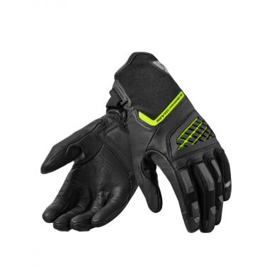 RICHA RIX-2 Męska tekstylna kurtka motocyklowa z membraną szara