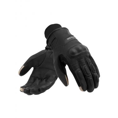 RICHA RIX-2 Męska tekstylna kurtka motocyklowa z membraną czerwona