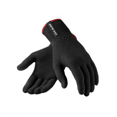 RICHA VINTAGE LADY Damskie skórzane spodnie motocyklowe czarne