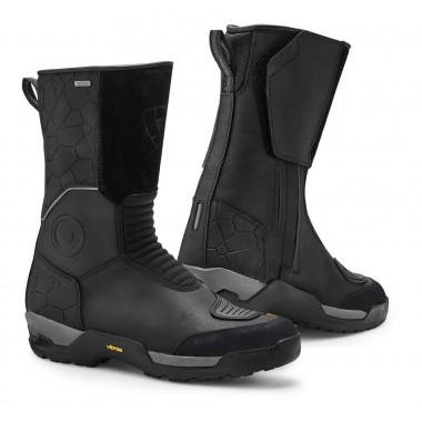 RICHA SPIRIT C-Change Turystyczna kurtka tekstylna z membraną szara