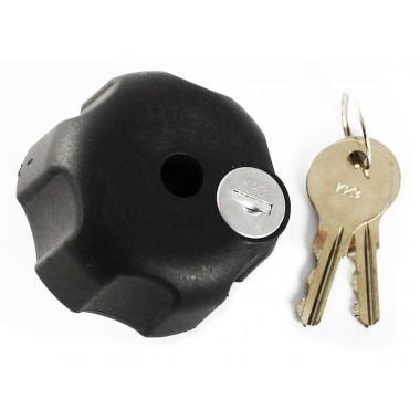 RICHA FREEDOM Damskie skórzane spodnie motocyklowe czarne