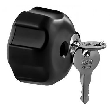 RICHA STREETFIGHTER Skórzane spodnie motocyklowe do jazdy sportowej czarne