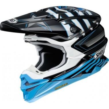 SCHUBERTH R2 NEMESIS BLUE Kask motocyklowy integralny niebieski