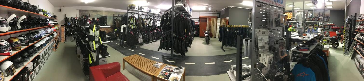 sklep motocyklowy motoklan gdańsk